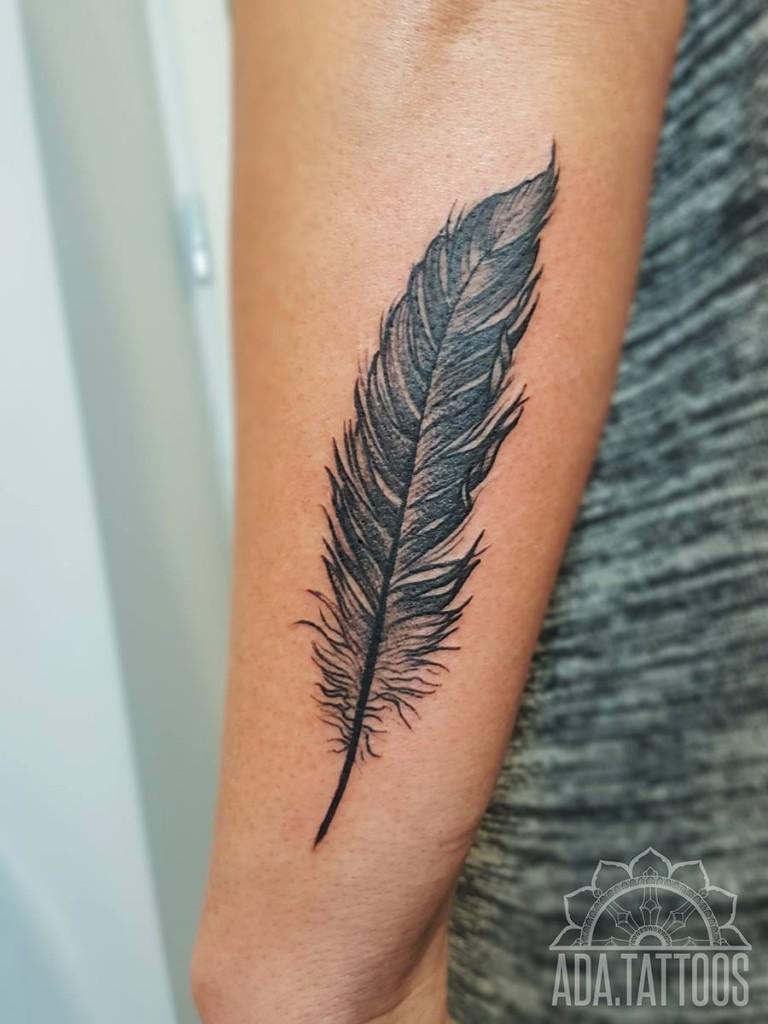 piórko feather