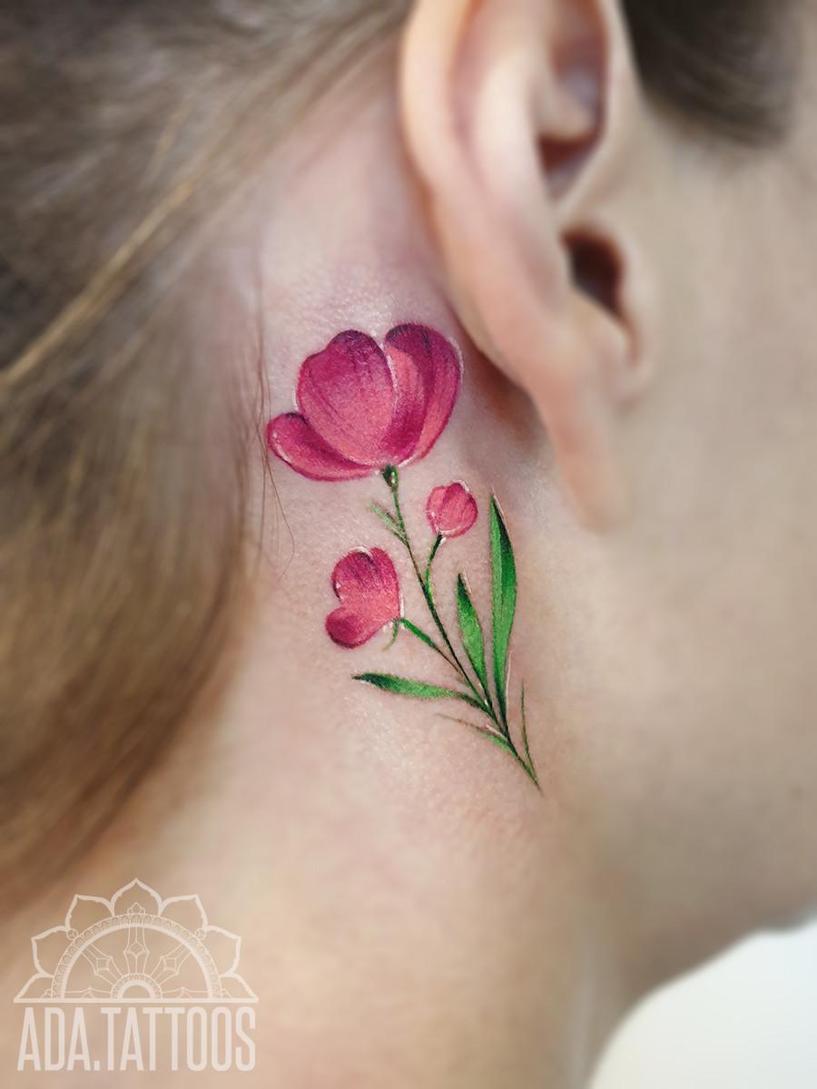 maluszek little flower