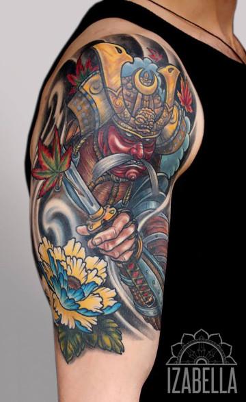 Samuraj kolor